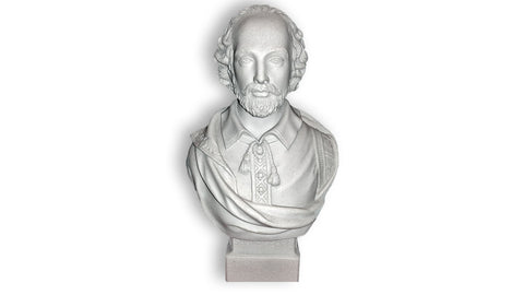 Shakespeare Marble Bust
