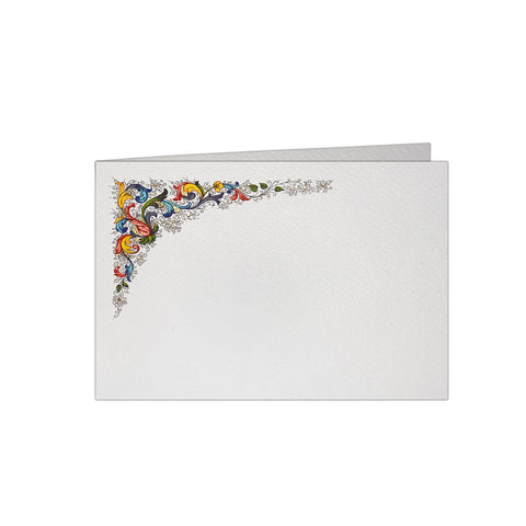Single Florentine Card or Envelope