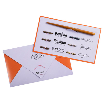 Brause Calligraphy Dip Pen Set