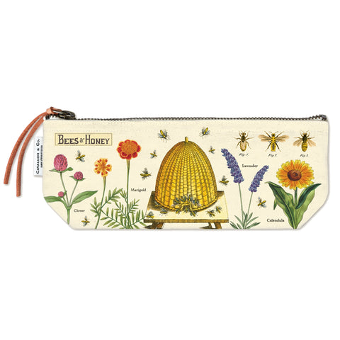Cotton Pencil Case