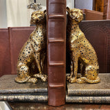 Cheetah Bookends