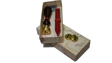Wax Seal Boxed with Wax