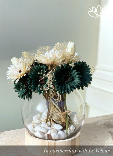 Green Breeze Vase