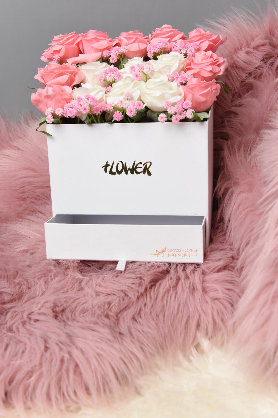 Pretty in Pink Bouquet | Grasshopper