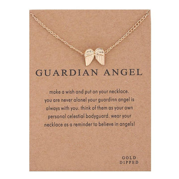Guardian Angle Necklace