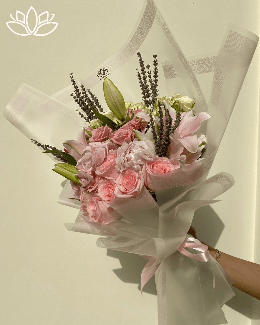 Pinky Bouquet