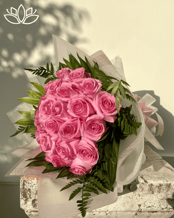 Pink Dust Bouquet