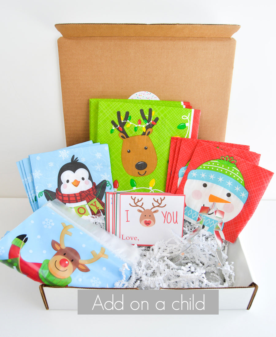 The Creative Lunch Box - Christmas - Add on