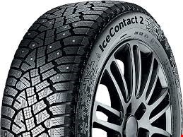 Continental 195/65R15 IceContact 2 DUBB