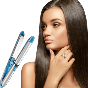 Professional Nano Titanium Hair Straightener