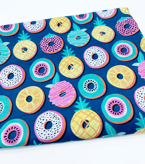 Fruit Donuts | Dog Bandana