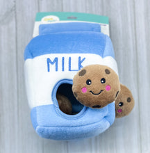 Load image into Gallery viewer, Milk & Cookie Burrow | Dog Toy