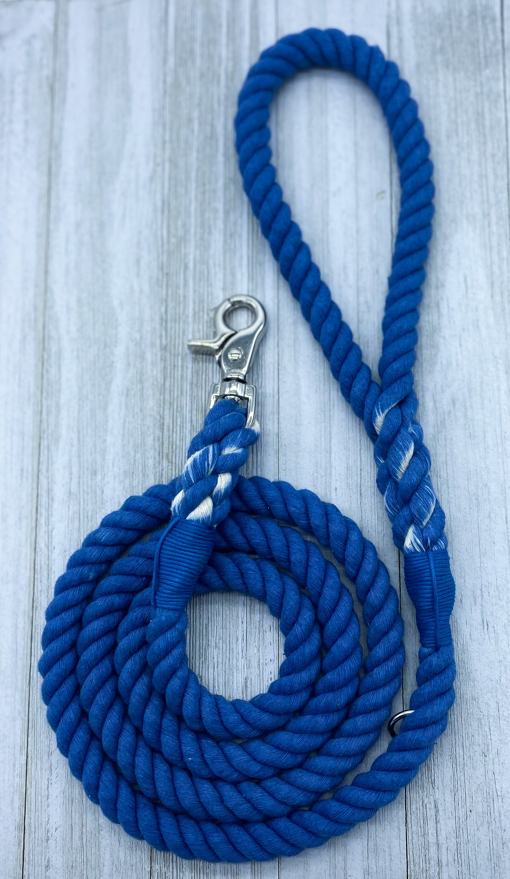 In The Navy | Rope Leash