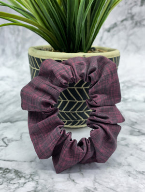 Merlot | Hair Scrunchie