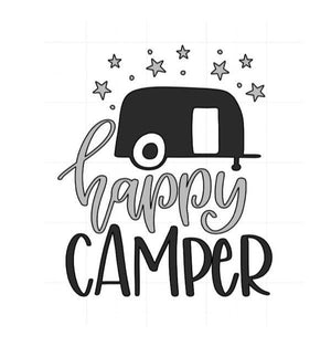Happy Camper - Vinyl Add On
