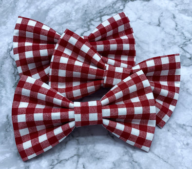 Picnic Plaid - Bow Tie