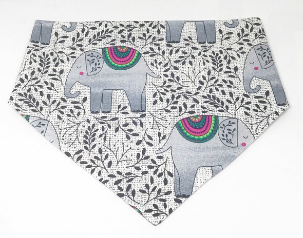 Elephant | Dog Bandana
