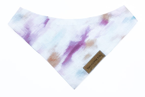 Watercolour Pastel | Dog Bandana
