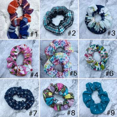 Sale Hair Scrunchies