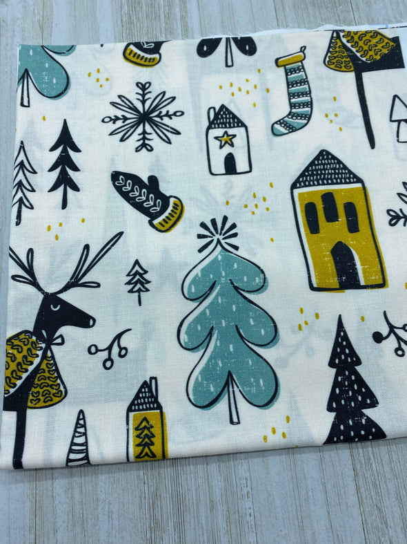 Winter Wonderland | Dog Bandana