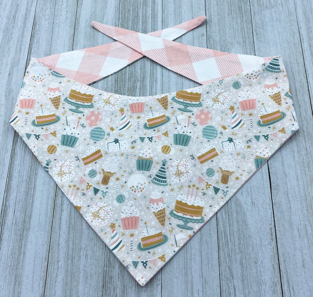 Birthday Party | Dog Bandana