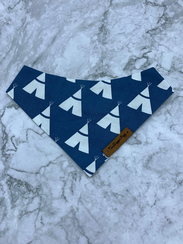 Tents | Dog Bandana