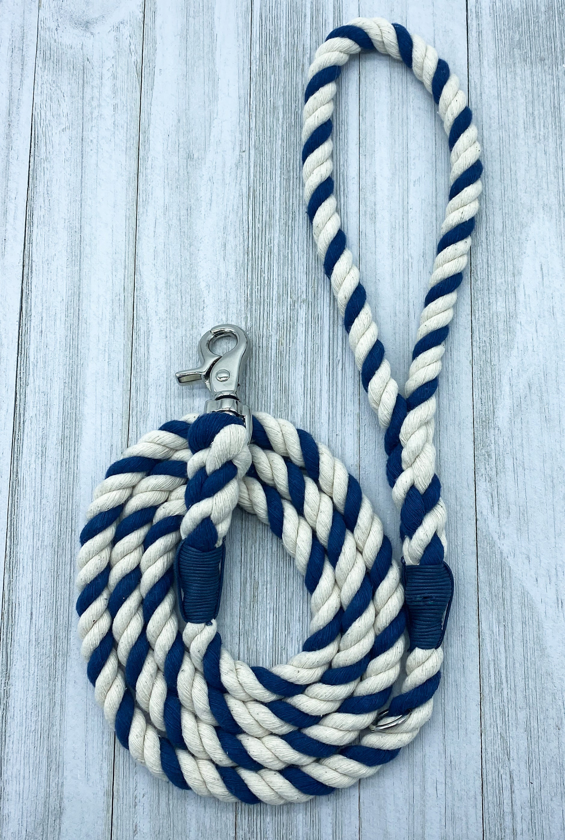 Nautical | Rope Leash