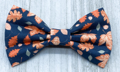 Fall Leaves - Bow Tie
