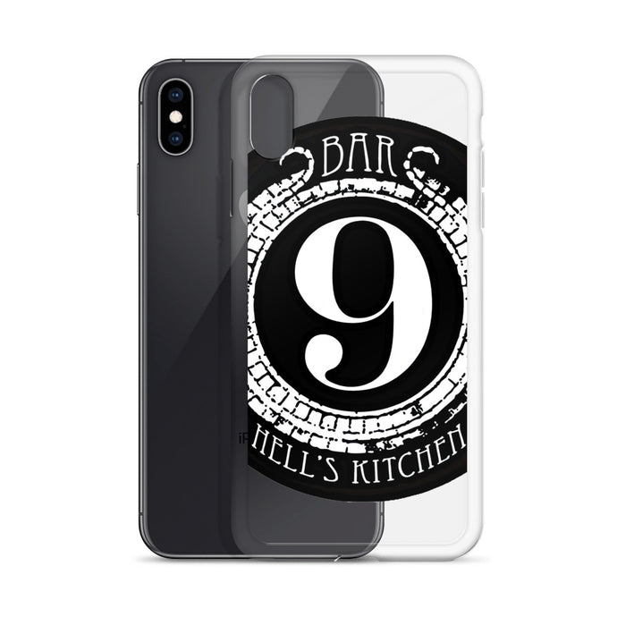Bar Nine iPhone Case