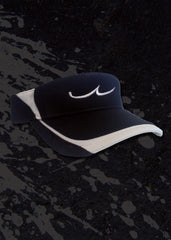 Moisture Wicking Wave Visor
