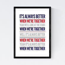 Load image into Gallery viewer, Better Together (Jack Johnson)