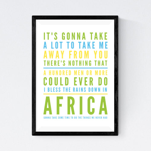 Africa (Toto)
