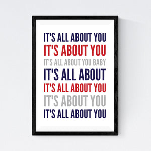 It's All About You (McFly)