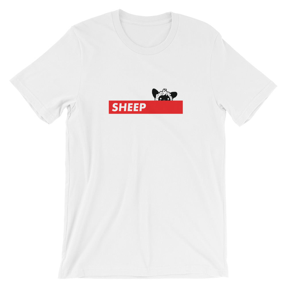 The Pretentious Sheep Shirt