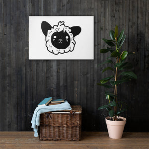 The Sheep Canvas