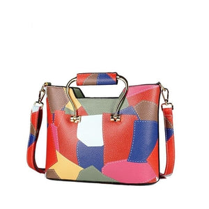 Bigredbagshop.com: Patchwork Shoulder Bags Wome