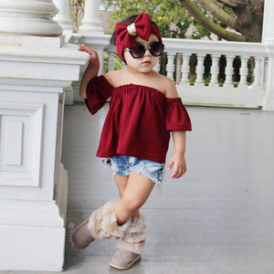 Girls Two Piece set;https://www.bigredbags.com/collections/children