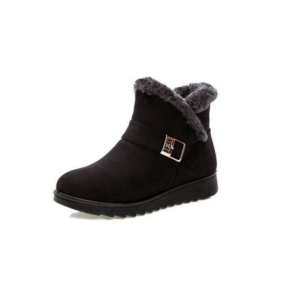 Women Snow winter Ankle Boot.