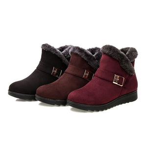 Women's Ankle Winter   Comfortable Boots: bigredbags.com