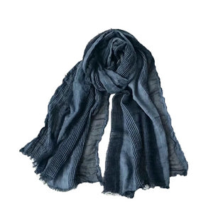 Winter Cotton Scarf for Men:bigredbags.com