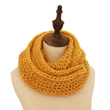 Load image into Gallery viewer, Ring Warm Winter Ladies Scarf: bigredbags.com
