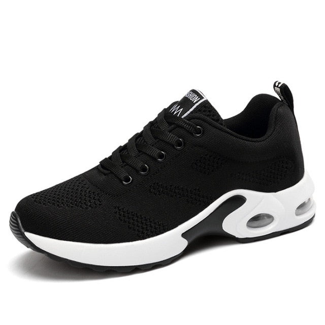 Ladies  Breathable Sneakers Woman Fashionable shoes