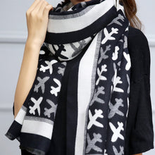Load image into Gallery viewer,  Women Cashmere Printed Scarves: bigredbags.com
