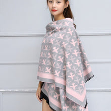 Load image into Gallery viewer,  Women Cashmere Printed Scarves:bigredbags.com