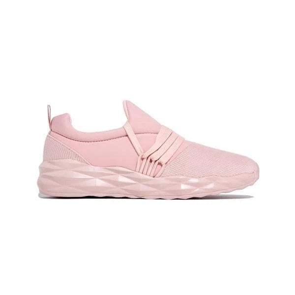 Women's Flat Sneakers Solid Color Comfy Sneakers.