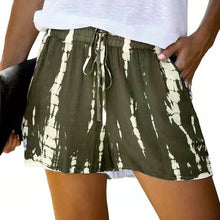 Load image into Gallery viewer, Tie-dye Summer Shorts