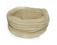 Load image into Gallery viewer, Women  Winter Warm Infinity Circle Cable Knit Scarf:bigredbags.com