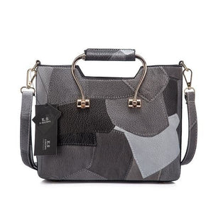 Bigredbagshop.com: Patchwork Shoulder Bags Women