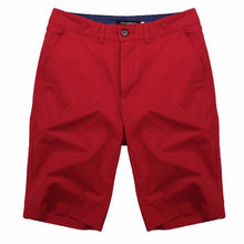 Load image into Gallery viewer, Bigredbags.com: Casual Men Cotton Shorts
