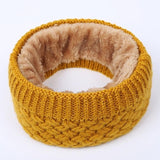 Ring Circle Wool Woman Winter Scarf:bigredbags.com